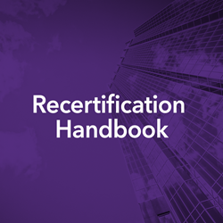 RecertificationHandbook
